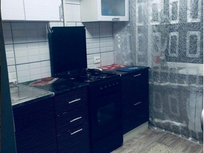 Дизайн черно-белой кухни - 35 фото реальных интерьеров