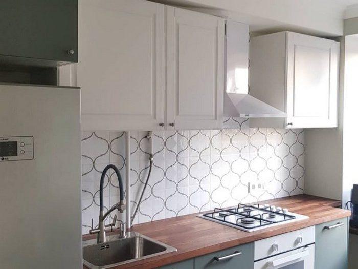 """Кухни """"Икеа"""" в интерьере - 40 реальных фото готовых кухонь"""